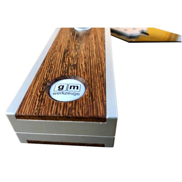 gm Multiwinkel 330 Girffschalen in Panga-Panga Holz