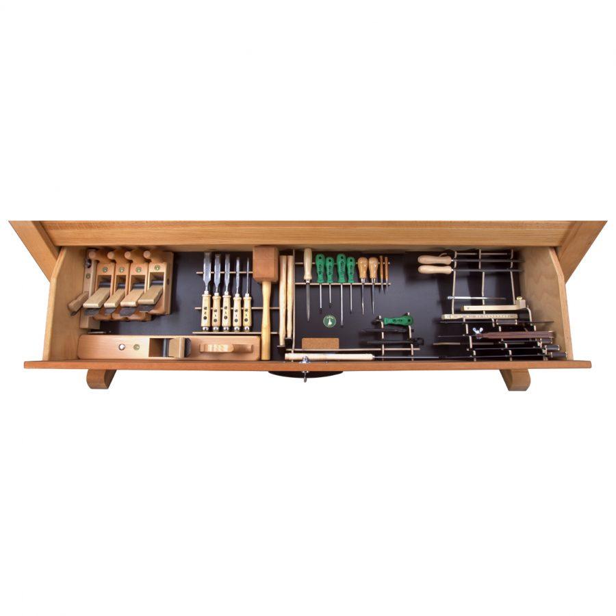 Ulmia Werkzeugsatz 313 für Kipplade