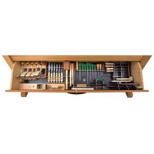Ulmia Werkzeugsatz 316 für Kipplade